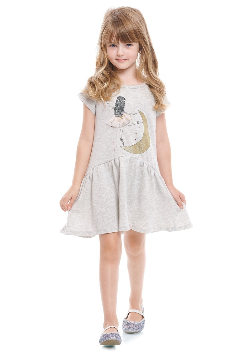 f1768a1047fe Truly Me Glitter Embellished Ballerina Dress (Toddler Girls & Little Girls)