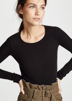 TSE Cashmere Cashmere Skin Sweater
