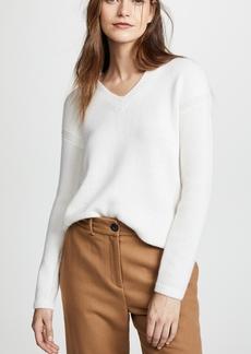 TSE Cashmere Cocoon Back Cashmere Sweater