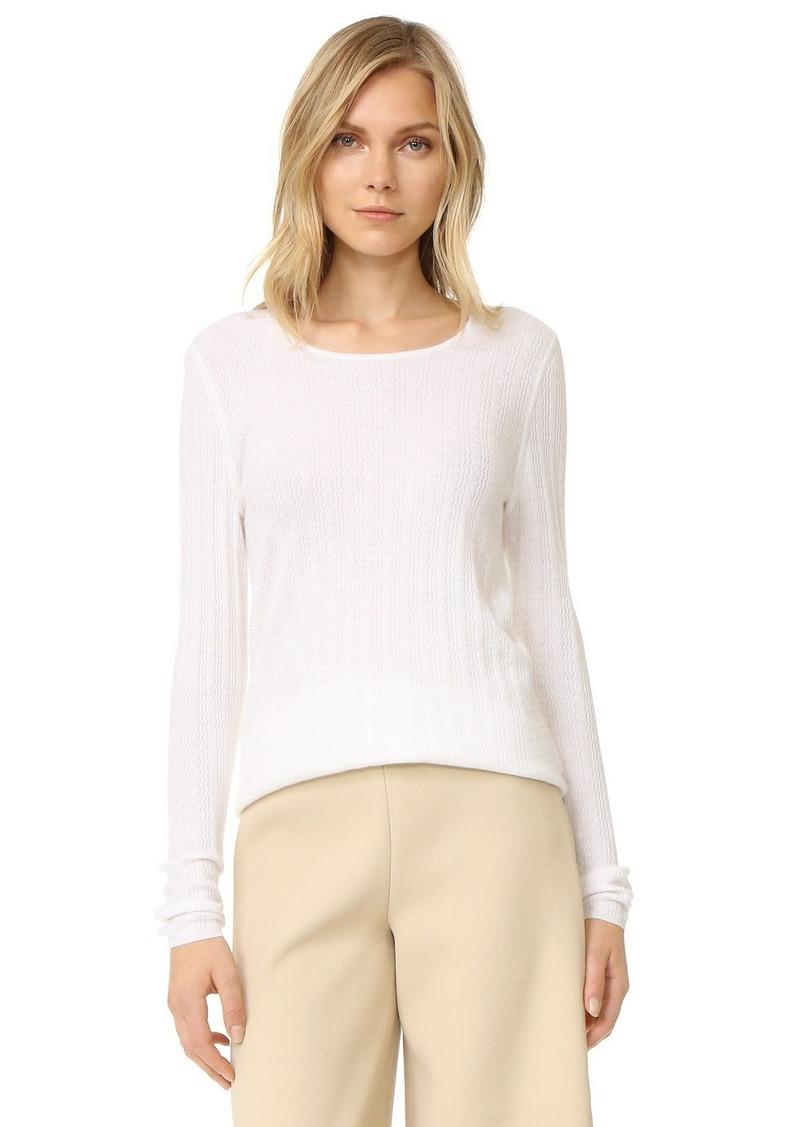 0c2f3d2030 On Sale today! TSE TSE Cashmere Long Sleeve Cashmere Sweater