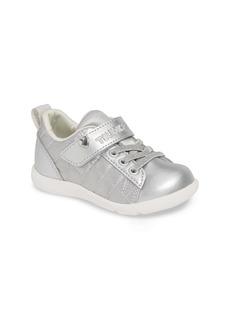 Tsukihoshi Kai Metallic Washable Sneaker (Walker, Toddler & Little Kid)