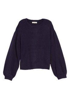 Tucker and Tate Tucker + Tate Bubble Sleeve Sweater (Big Girls)