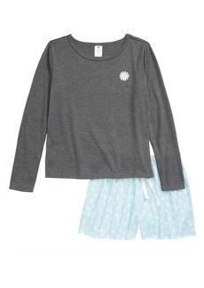 Tucker and Tate Tucker + Tate Kids' Cozy Pajamas (Little Girl & Big Girl)