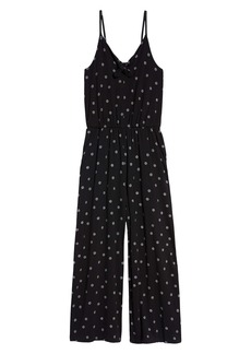 Tucker and Tate Tucker + Tate Floral Print Jumpsuit (Big Girl)