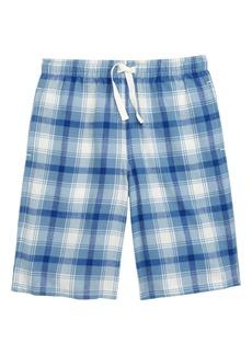 Tucker and Tate Tucker + Tate Plaid Flannel Sleep Shorts (Little Boys & Big Boys)