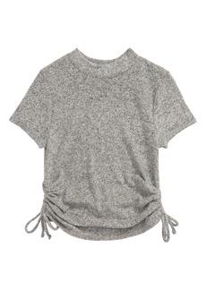 Tucker and Tate Tucker + Tate Side Cinch T-Shirt (Big Girl)