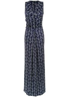 Tufi Duek draped long dress