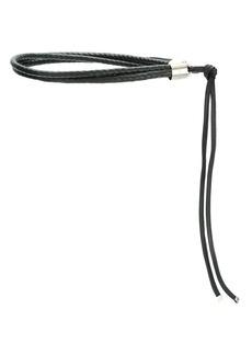 Tufi Duek knot detail belt