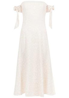 Tufi Duek midi printed dress