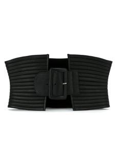 Tufi Duek panelled belt
