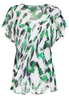 Tufi Duek printed top