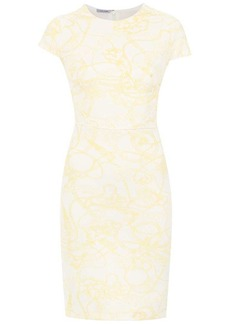 Tufi Duek printed tube dress