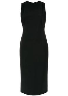 Tufi Duek sheer panel dress