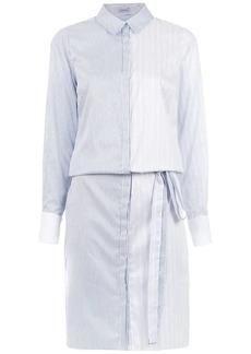 Tufi Duek striped shirt dress