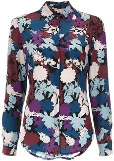 Tufi Duek floral print shirt - Multicolour