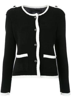 Tufi Duek knit coat - Black