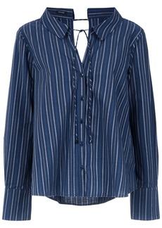 Tufi Duek oversized shirt - Blue