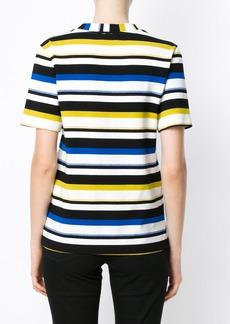 Tufi Duek striped blouse - Multicolour