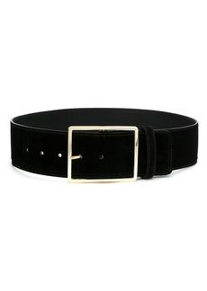Tufi Duek velvet belt - Black