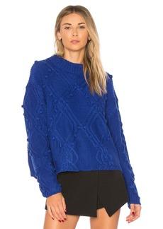 Tularosa Pom Pom Sweater