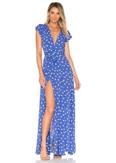 Tularosa Sid Wrap Dress