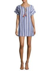 Tularosa Stripe Cotton Dress