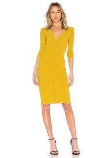 Angie Dress in Yellow. - size L (also in M,S,XL,XS,XXS) Tularosa