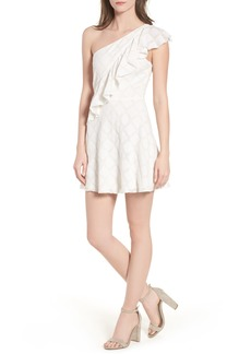 Tularosa Aria One-Shoulder Dress
