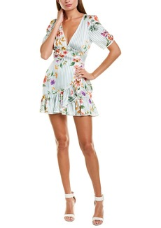 Tularosa Barb A-Line Dress