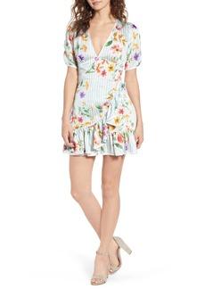 Tularosa Barb Ruffle Dress