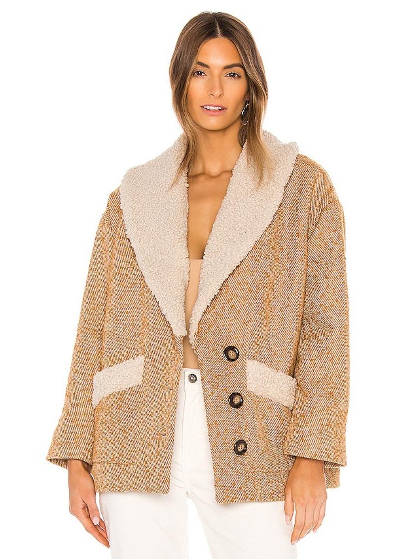 Tularosa Bette Oversized Jacket