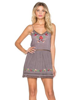 Tularosa Bloom Slip Dress