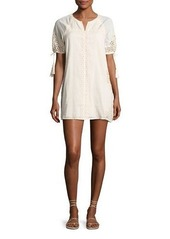Tularosa Bobbie Crochet Tunic Dress