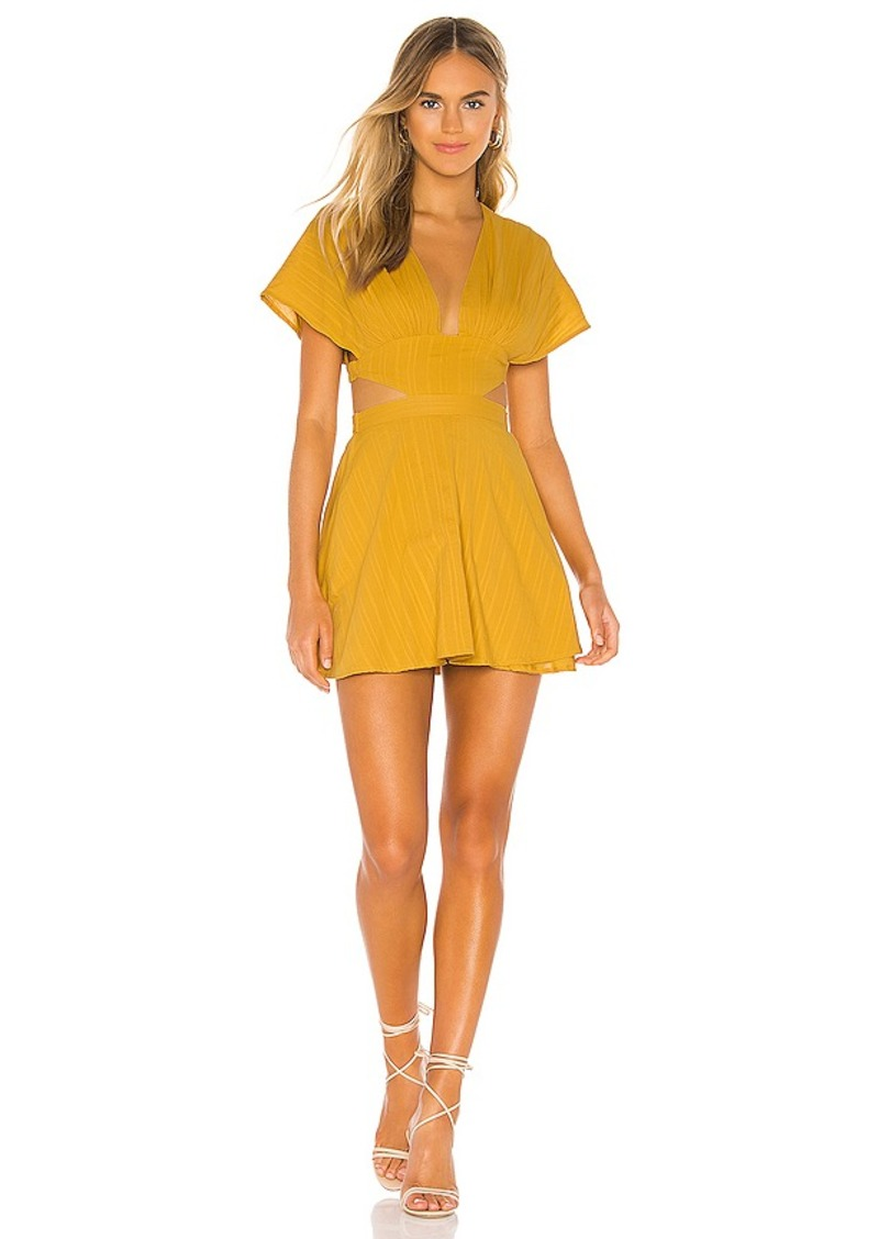 Tularosa Brawny Mini Dress