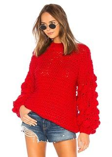 Tularosa Chunky Sleeve Sweater