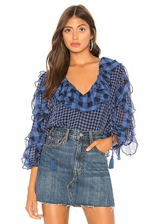 Tularosa Claire Blouse