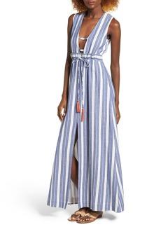 Tularosa Essie Stripe Maxi Dress