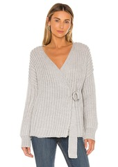 Tularosa Helen Wrap Sweater
