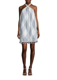 Tularosa Holden Pom-Pom Dress