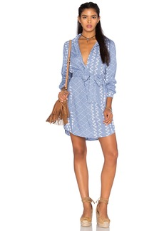 Tularosa James Shirt Dress