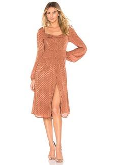 a53111c0899 On Sale today! Tularosa Tularosa Essie Stripe Maxi Dress