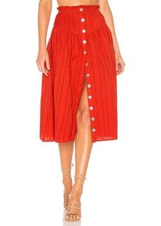 Tularosa Kit Midi Skirt