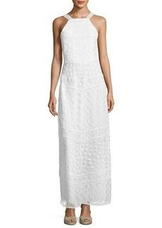 Tularosa Kylie Crocheted Maxi Dress