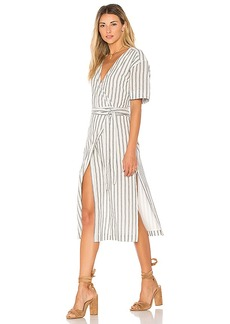 Tularosa Maddy Wrap Dress