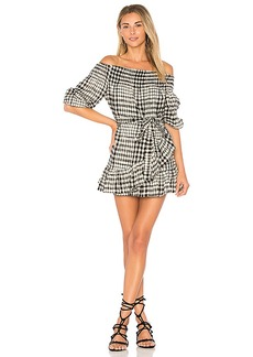 Tularosa Maida Ruffle Dress