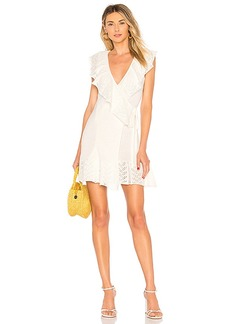 Tularosa Owen Ruffle Dress