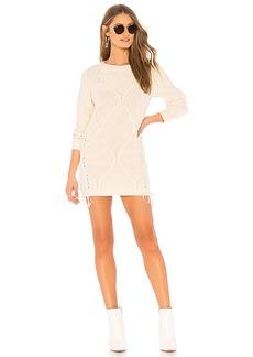 Tularosa Penelope Sweater Dress