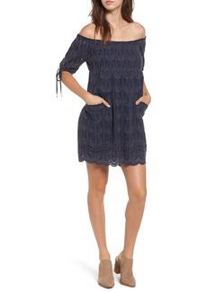 Tularosa Quinn Off the Shoulder Dress