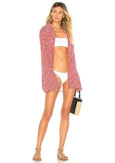 Tularosa Raquel Beach Shirt