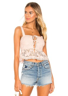 Tularosa Resort Fling Top
